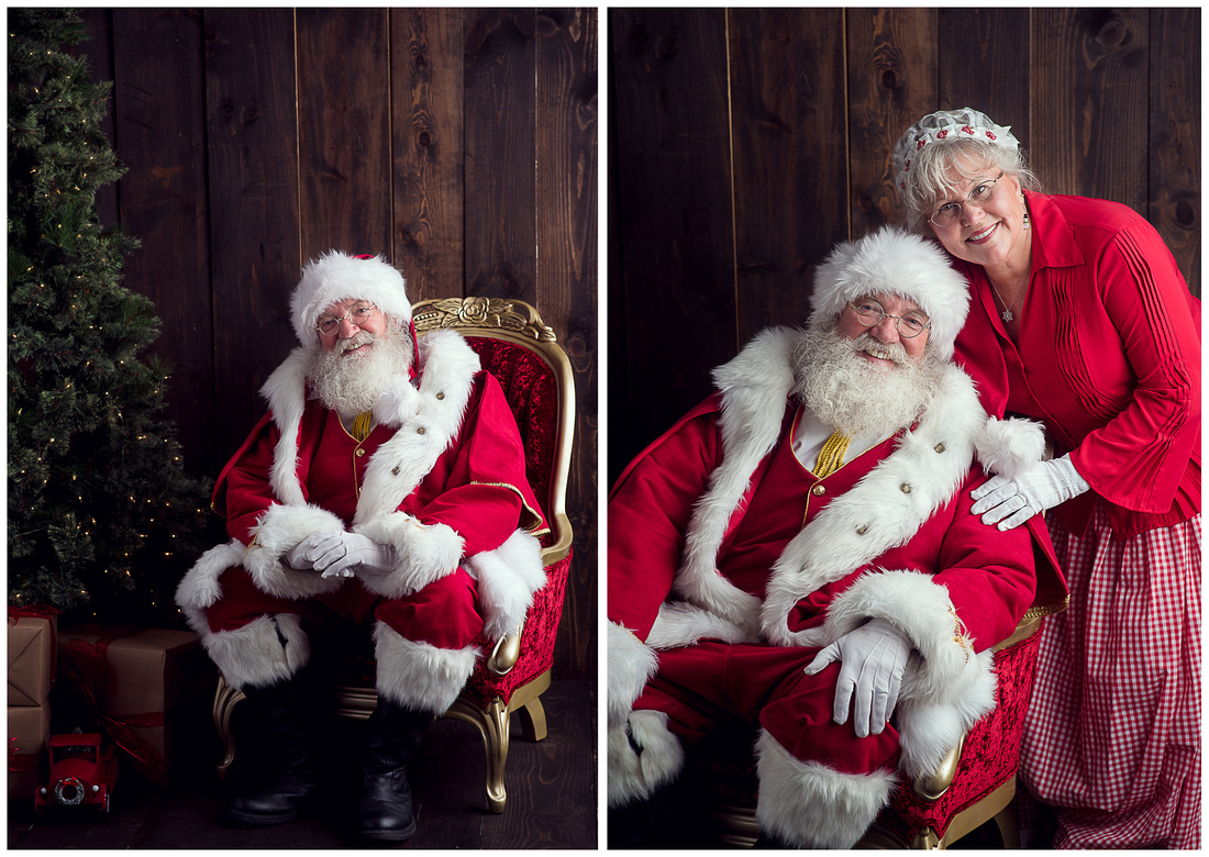 Beth Demund Photography Holiday Mini Sessions With Santa Peoria