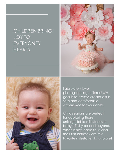 Surprise, Arizona Boutique Newborn, Maternity, Baby & Family Photography at Affordable Prices (Perfect for Cake Smash, First Birthday, Sitter Milestone Sessions)